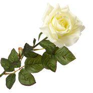 Flor-Artificial-Rosa-60Cm-Tela-Blanco-----------------------