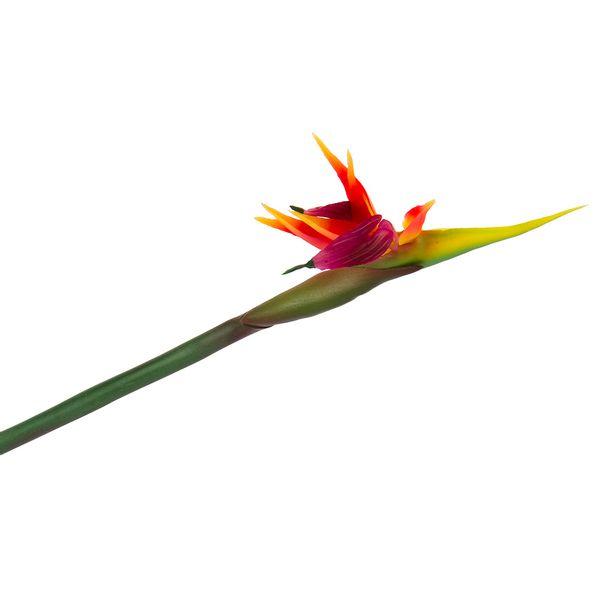 Flor-Artificial-Strelizia-62Cm-Tela-Naranja-----------------