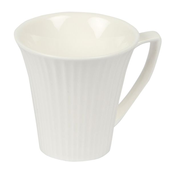 Taza-Fantastic-Ripple-190Ml-Porcelana-Blanco