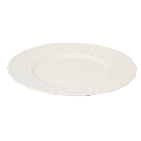 Plato-Redondo-Scala-219Cm-Porcelana-Blanco
