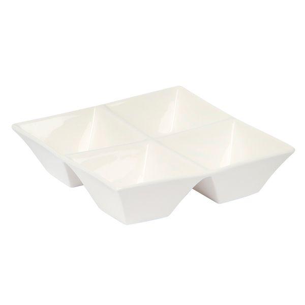 Fuente-P-Servir-Cuadrada-195Cm-Porcelana-Blanco