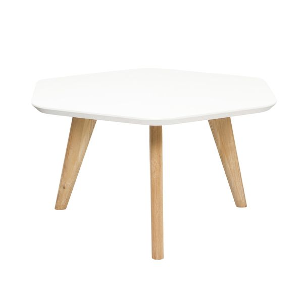 Mesa-De-Centro-Hexagonal-77-41Cm-Patas-Natural-Blanco-------