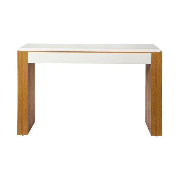 Consola-Hamburg-120-40-75Cm-Natural-Blanco------------------
