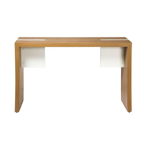 Consola-Munich-120-40-75Cm-Natural-Blanco-------------------