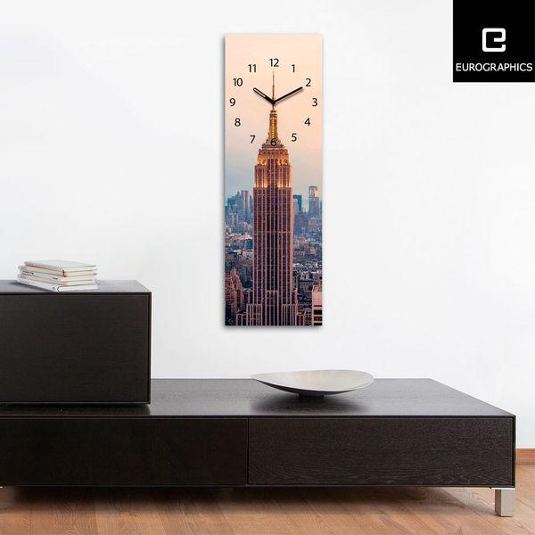 Reloj-Urban-Skyscrapers-20-60Cm-Vidrio-Cv-------------------