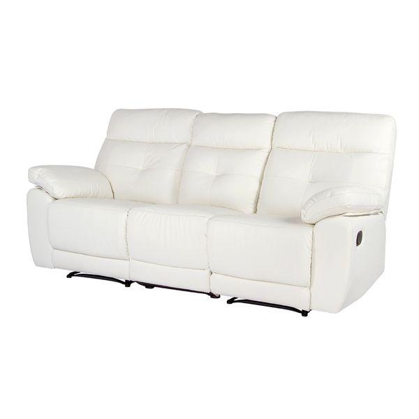 Sofa-3-Puestos-Reclinable-Toscana-Cuero-Pvc-Blanco-Cost-Gris