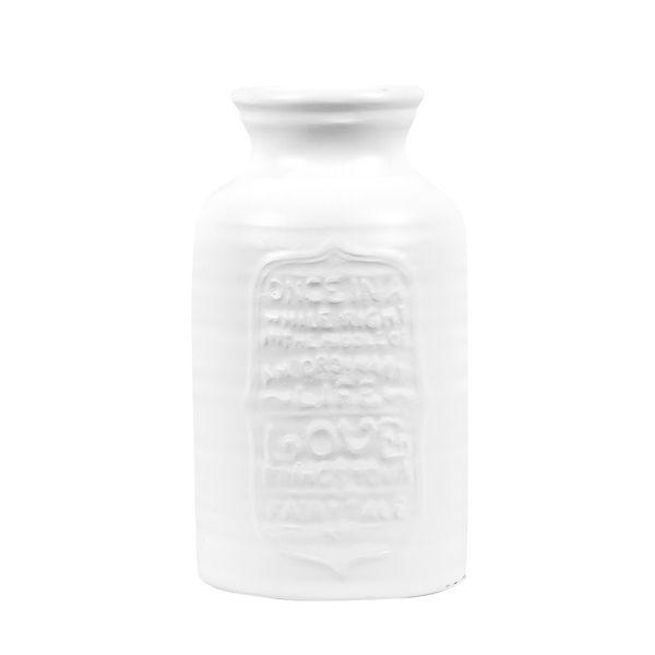 Florero-Tailandia-16-16-27Cm-Ceramica-Blanco----------------