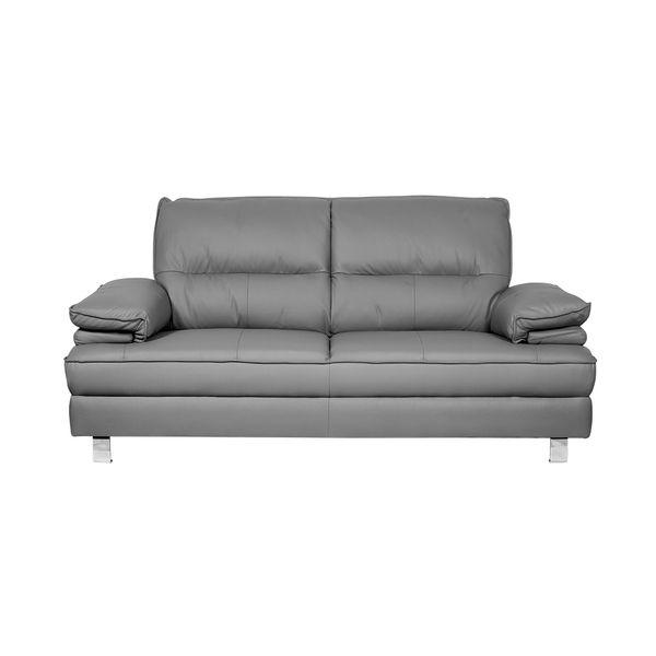 Sofa-2-Ptos-Carry-Cuero-Pvc-Gris----------------------------