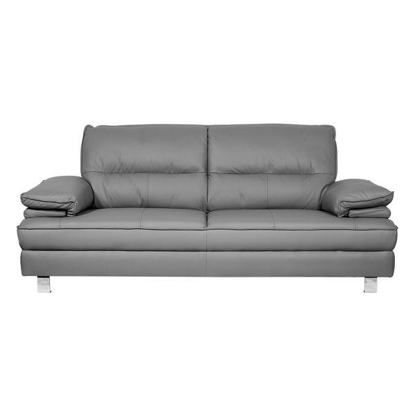 Sofa-3-Ptos-Carry-Cuero-Pvc-Gris----------------------------