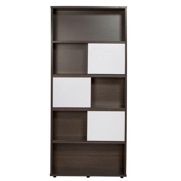 Biblioteca-4-Entrep-Aramis-80-30-167Cm-Lam-Salvaje----Blanco
