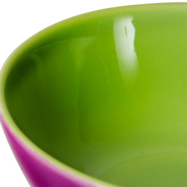 Bowl-Bicolor-16Cm-Ceramica-Morado-Verde