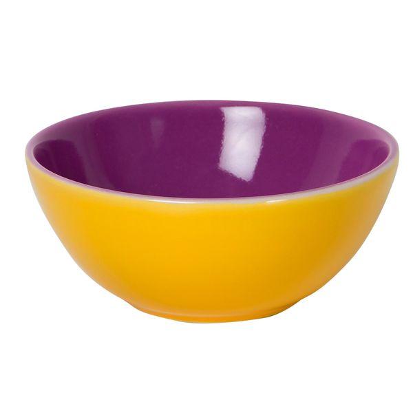 Bowl-Bicolor-16Cm-Ceramica-Amarillo-Verde