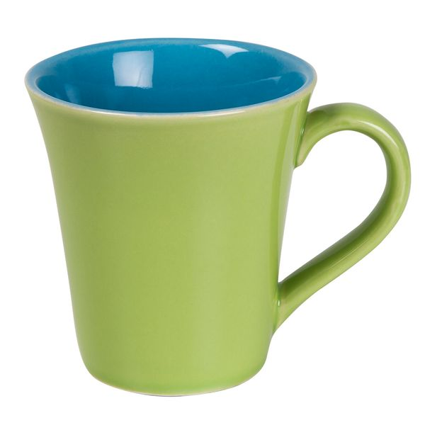 Mug-Bi-Tulipa-300Ml-Ceramica-Verde-Azul