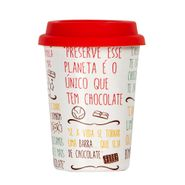 Mug-C-Tapa-Chocolate-300Ml-Ceramica-Amarillo