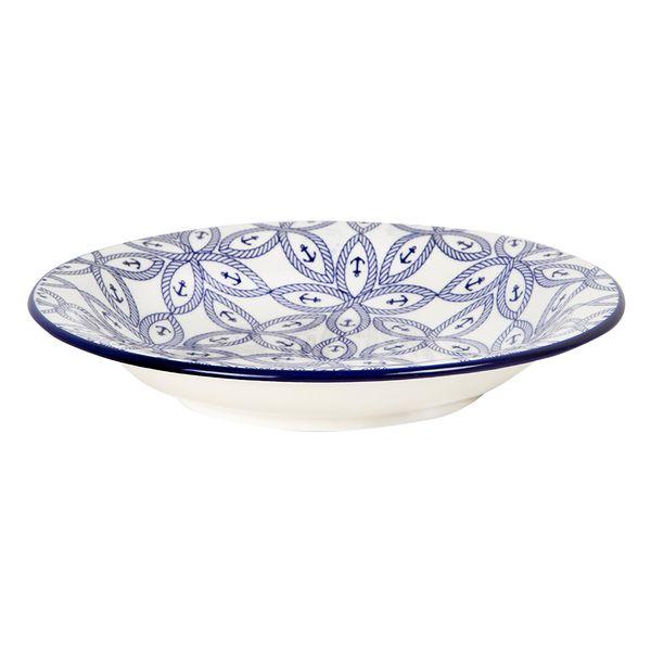 Plato-Hondo-Nautico-22Cm-Ceramica-Azul