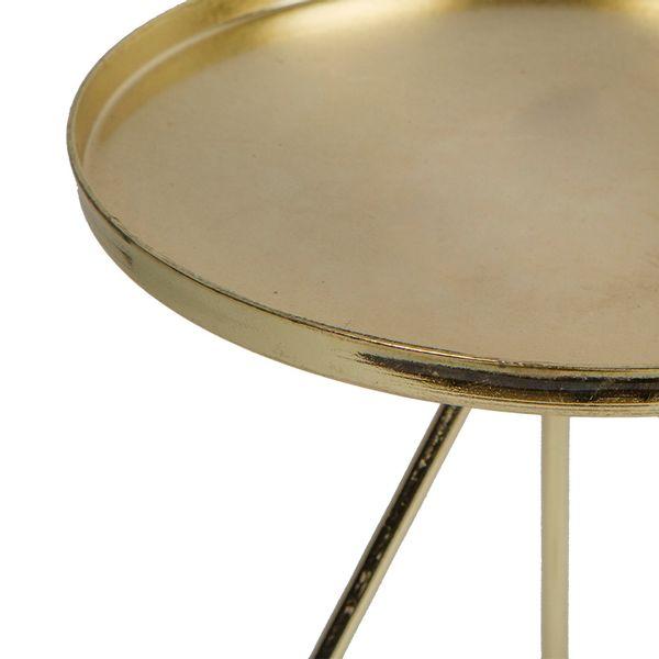 Candelabro-Triangular-C17-Wire-13-15-31.5Cm-Metal-Dorado
