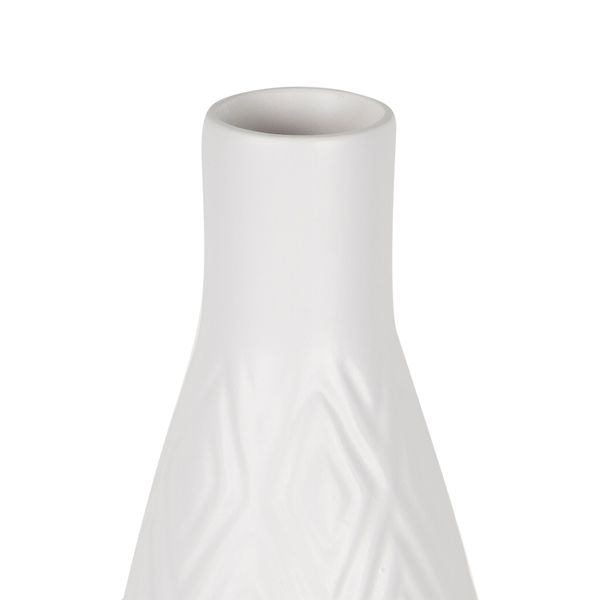 Botella-C17-Mykonos-11-11-24.5Cm-Ceramica-Blanco