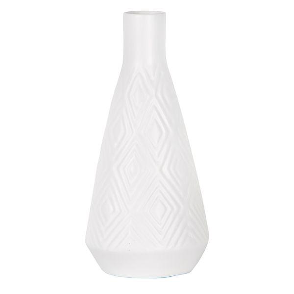 Botella-C17-Mykonos-13-13-29Cm-Ceramica-Blanco