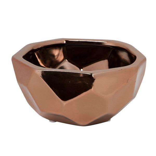 Centro-De-Mesa-C17-Kalahari-16-16-8Cm-Ceramica-Cobre