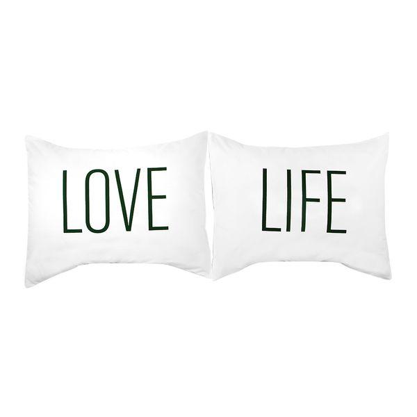 Set-2-Fundas-P-Almohada-Love-Life-51-66Cm-Algodon-Bl--------