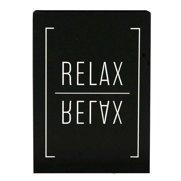 Retablo-Ltb-Relax-15.3-4.3-20.3Cm-Mdf-Verde-----------------