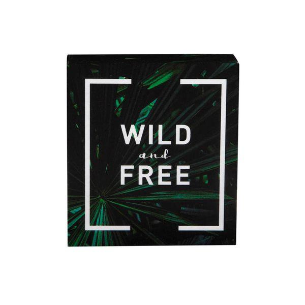 Retablo-Ltb-Wild-10-4.3-11Cm-Mdf-Verde----------------------