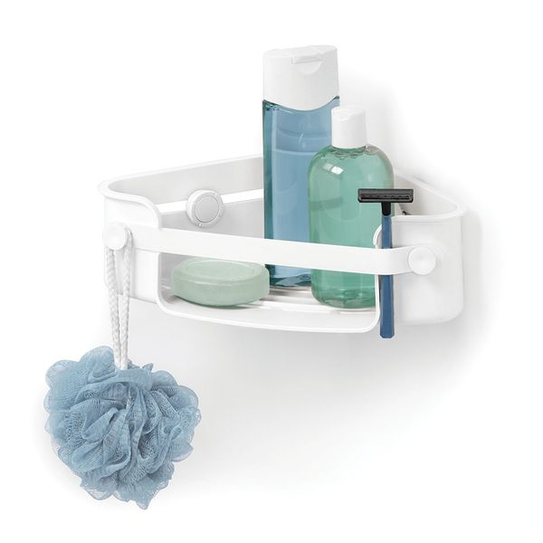 Organizador-Ducha-Esquinero-Flex-30-19-8Cm-Plastico-Blanco