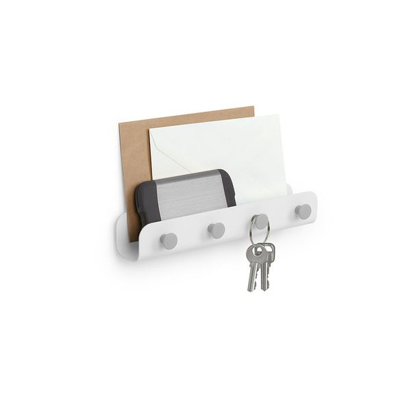 Organizador-Pared-Yook-21-6-3Cm-Metal-Blanco-Gris