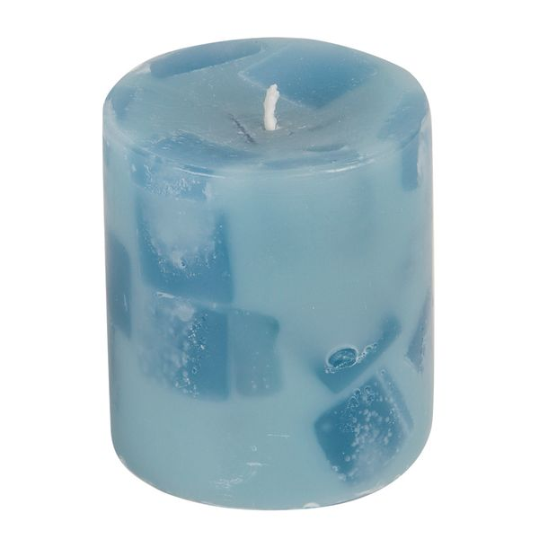 Vela-357Gr-Caribean-Fruit-7.5-7.5-7.5Cm-Parafina-Azul-------