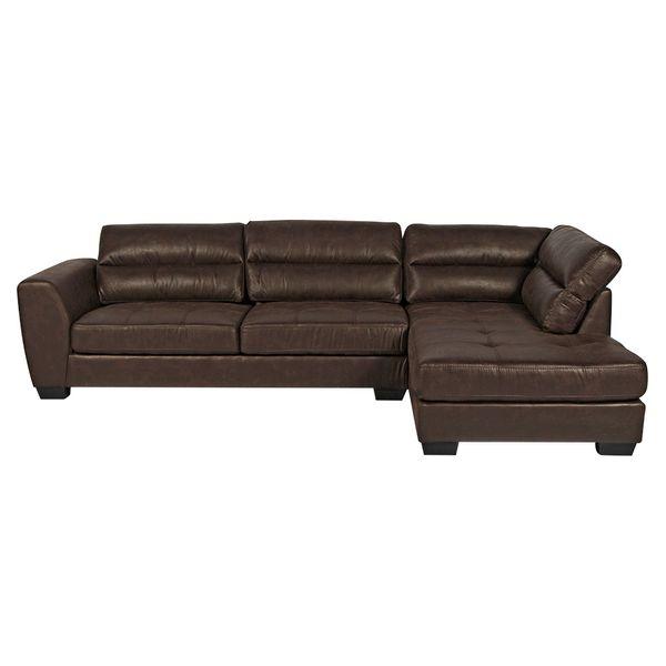 Sofa-En-L-Derecho-Badlan-Microfibra-Cafe-----------------