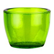 Botella-Pot-Alemania-8.5-8.5-6.5Cm-Vidrio--Verde------------