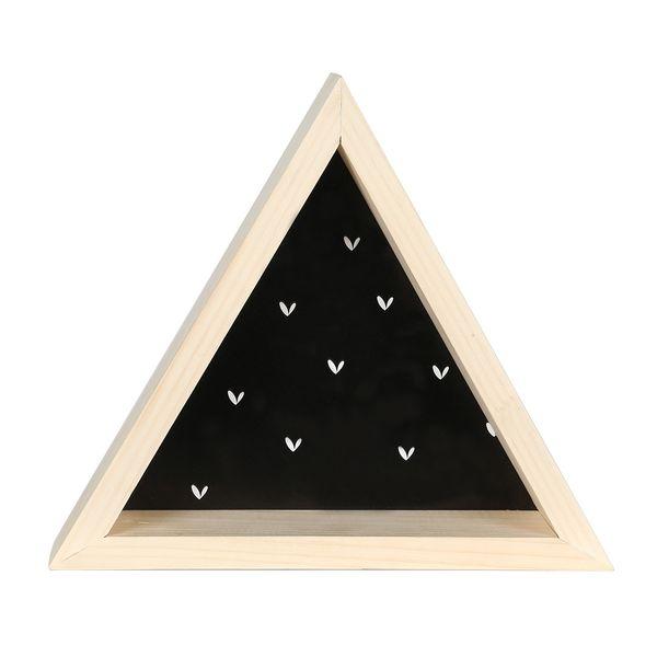 Repisa-Triangulo-Corazones-35-7-30Cm-Pino-Negro-------------