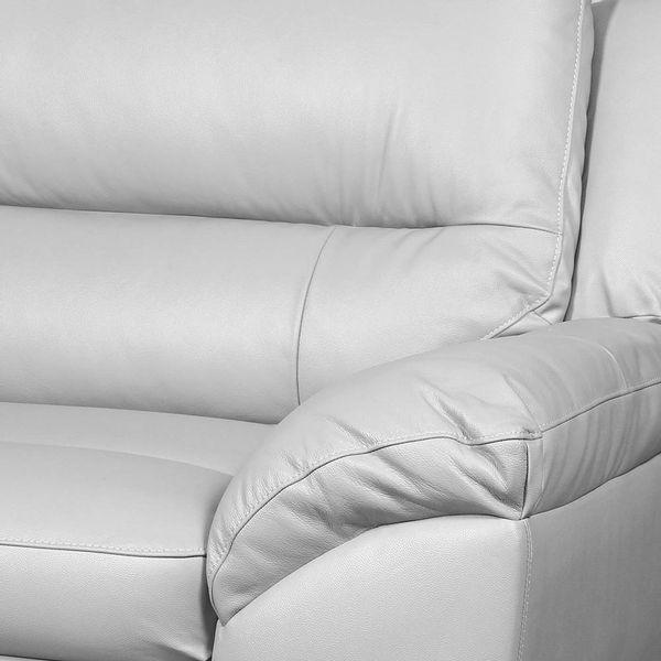 Sofa-2-Ptos-Battley-Cuero-Pvc-Gris-Claro--------------------