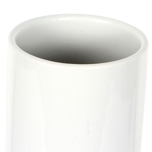 Vaso-Baño-Polaris-7-7-11Cm-Ceramica-Gris-Claro--------------