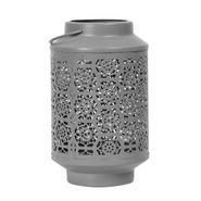 P-Vela-Lantern-Mira-13-13-20Cm-Metal-Gris