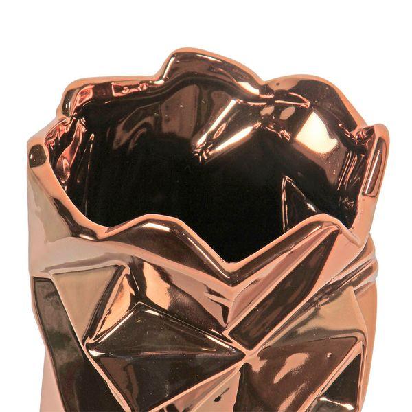 Florero-C17-Niza-12.5-12.5-29.5Cm-Ceramica-Cobre------------