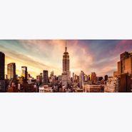 Cuadro-Midtown-Sunset-50-125Cm-Vidrio