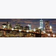 Cuadro-Led-New-York-City-Lights-Ii-35-105Cm-Canvas-Mdf