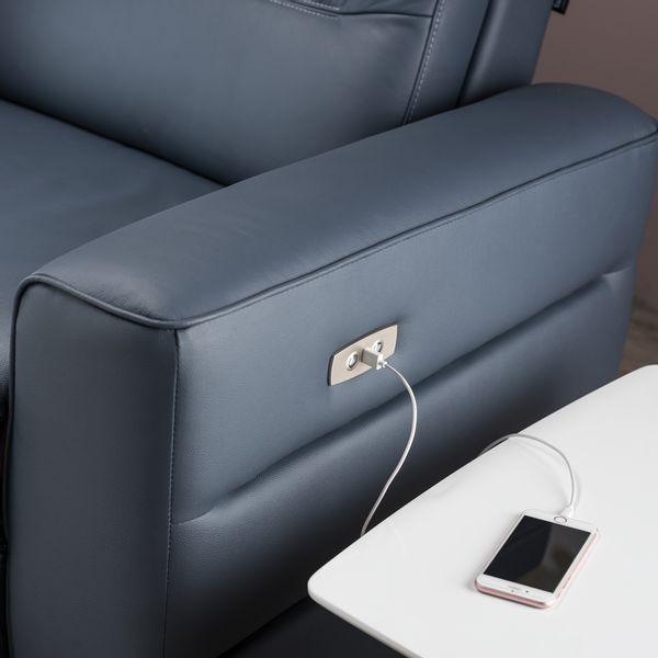 Sofa-2-Puestos-Recli-Elect-Sweden-Cuero-Pvc-Azul-Cost-Gris--