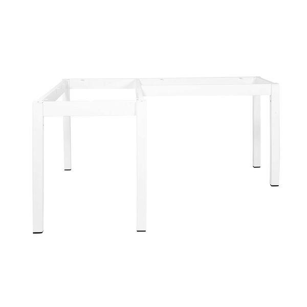 Estructura-Bench-L-150-150Cm-Met-Blanco---------------------