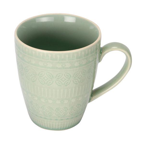 Mug-Mandala-135-10-115Cm-Ceramica-Menta-------------------