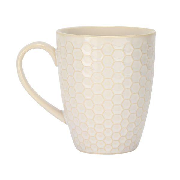 Mug-Colmena-9-9-11Cm-Ceramica-Blanco------------------------