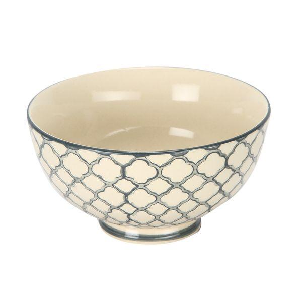 Bowl-Azulejo-Malla-11-11-6Cm-Ceramica-Bl-Az-----------------