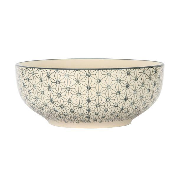 Bowl-Azulejo-Estrella-205-205-9Cm-Ceramica-Bl-Az----------