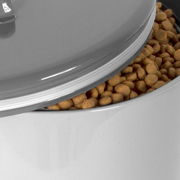 Cont.-Alimentos-P-Mascotas-Paw-25.5-25.5-31.5Cm-Acero-Gris--