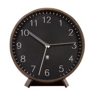 Reloj-De-Pared-Rimwood-27Cm-Madera-Nuez---------------------