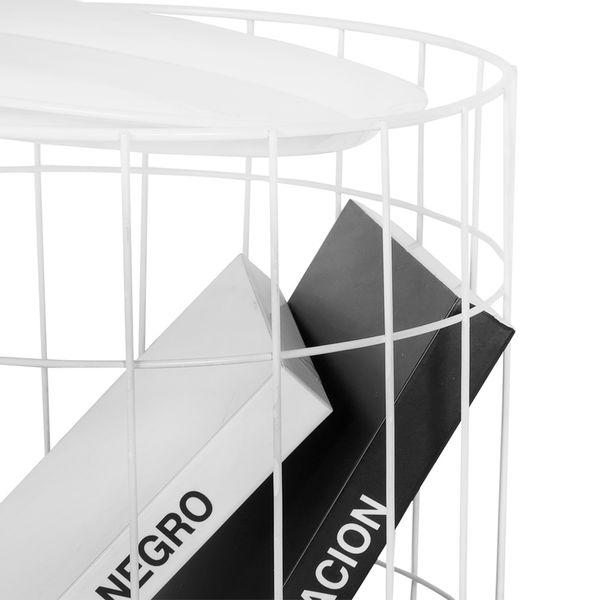 Canasta-Organizadora-Con-Tapa-Star-40-385Cm-Metal-Blanco---