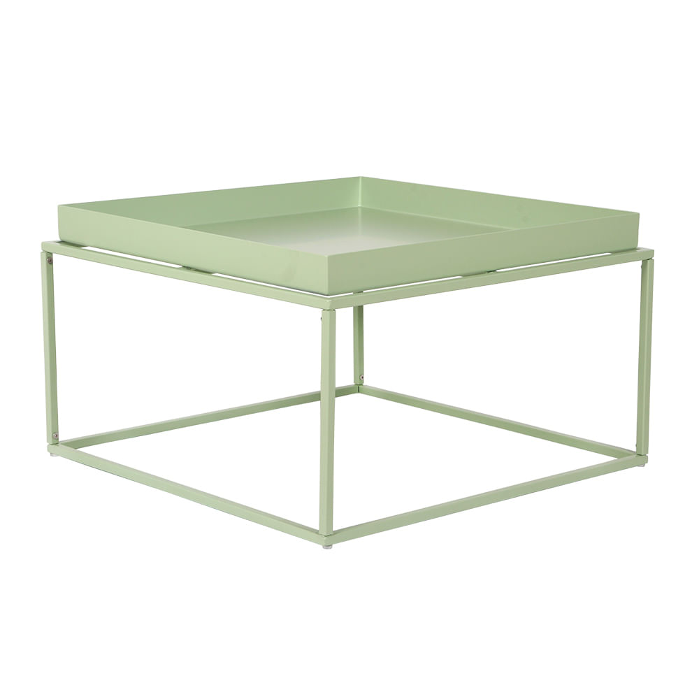 Mesa Auxiliar Simple Menta