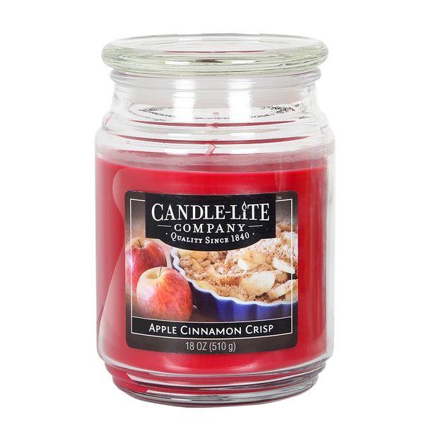 Vela-18-Oz-Candle-Lite-Apple-Cinnamon-Crisp-----------------