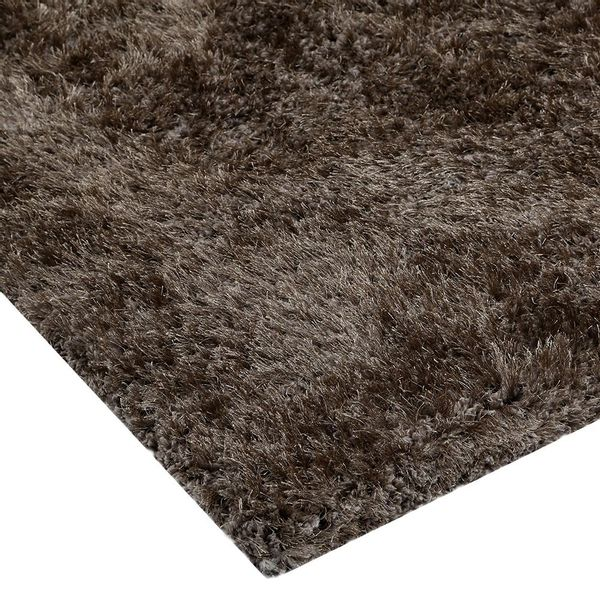 Tapete-Rectangular-Shag-Furry-150-220-4Cm-Poliester-Taupe---